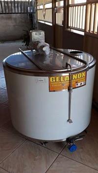Resfriador de leite Gelainox