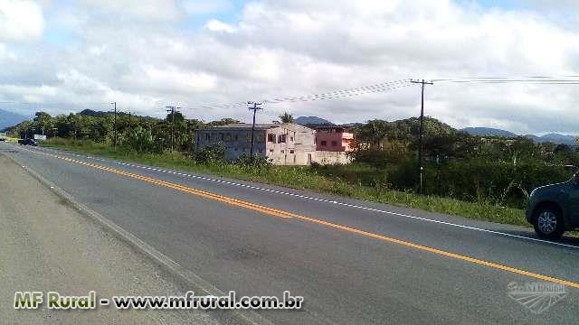 Galpão  - Aluga-se - Peruíbe-SP