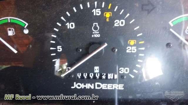 Trator John Deere 5065 4x4 ano 14