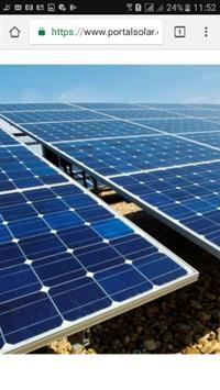 COMPRO PARQUE DE ENERGIA SOLAR NO NORDESTE
