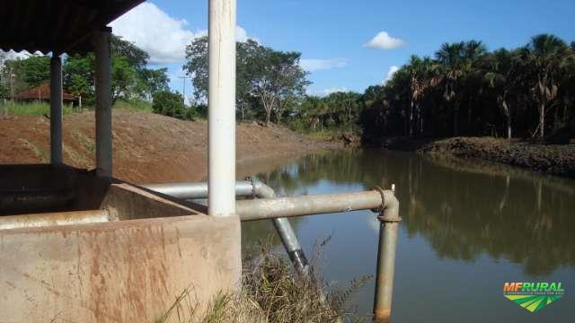 Projetos e Assessoria Ambiental, Topografia Rural
