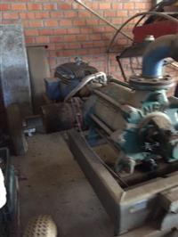 Motor elétrico irrigacao