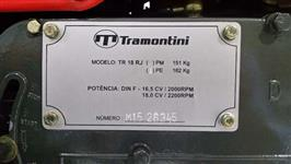 Trator Tobata Mini/Micro 4x4 ano 15