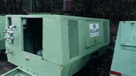 Compressor Diesel Sullair 375 PCM