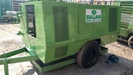 Compressor Diesel Sullair 375Q