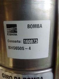 Bomba Ebara para vender rápido.