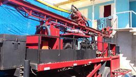 Maquina de Perfuração de Poço Artesiano (perfuratriz Cobrasp)