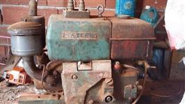 Motor Yanmar nsb11 conservado 11 cv