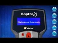 Scanner automotivo ALFATEST zerado atualizado