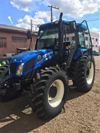 Trator New Holland TL 95 E 4x4 ano 16