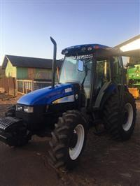 Trator New Holland TL 75 E
