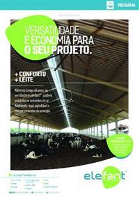 Ventiladores VHLS para galpões agropecuário