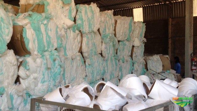 Compro sucatas, resíduos e retalhos de fibras de Poliester