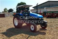 Trator New Holland TL 75 E 4x2 ano 02