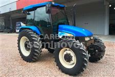 Trator New Holland TL 85 E 4x2 ano 12