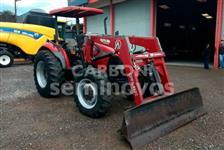 Trator Case Farmall 80 4x4 ano 13