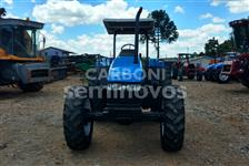 Trator New Holland TL 75 E 4x2 ano 03