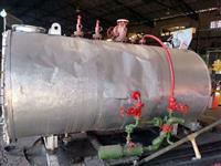 Caldeira ATA 10 Modelo H3 1.300  kg Vapor/Hora.