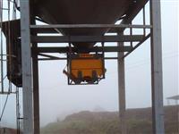 Balança de Expedição para Carregamento a Granel