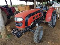 Trator New Holland 7630 4x4 ano 03