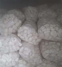 Aipim Mandioca Descascado Congelado Inatura Orgânico Pacote com 1KG