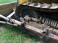 Trator esteira D4E-SR Cartepillar