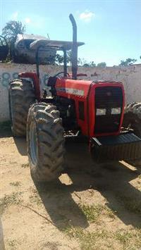 Trator Massey Ferguson 297 4x4 ano 03