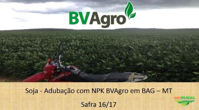 Varredura de Adubo NPK Entregue com ANALISE - Excêlente Custo Beneficio
