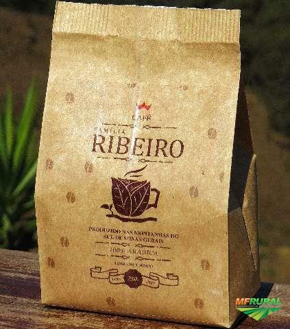 Café Família Ribeiro - 100% Arábica