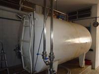 Tanque Isotérmico 5.000 litros