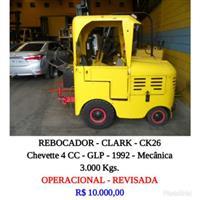 Rebocador de Carga - Clark - CK26 - 3.000 Kgs.