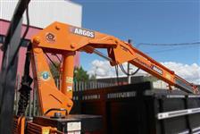 Munk Muque Muk Argos 16500 2007 3h/2m