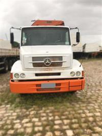 Caminhão Mercedes Benz (MB) L 1318 ano 09