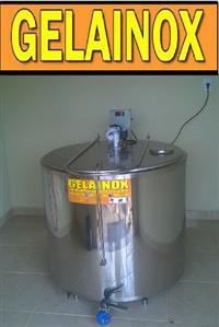 Resfriador de Leite GELAINOX 500 litros