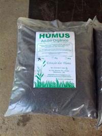 Húmus de minhoca - Adub