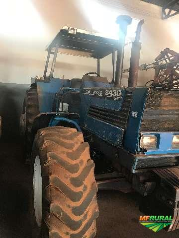 Trator Ford 8430 4x4 ano 0