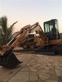 Escavadeira Hidráulica CASE CX27B 2016