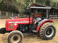 Trator Massey Ferguson 275 Collector 4x4 ano 07