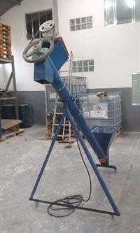 Rosca Transportadora Helicoidal (tipo CHUPIM)