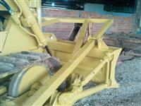Trator de Esteira AD 14B Motor Fiat Ano 72