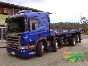 Caminhão Scania P 310 ano 17