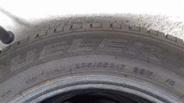 04 pneus BRIDGESTONE DUELER 235/55R17