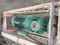 Bomba elétrica irrigação 50cv