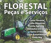 Compra,Venda e Reformas de Máquinas e Equipamentos Florestais