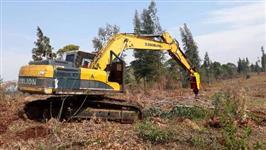 Escavadeira Zoomlion 21 TON  - Ano 2012
