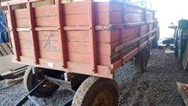 Carreta 4 rodas 4 toneladas