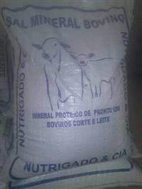 Sal Mineral Nutrigado e Cia do Brasil