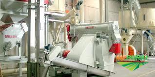Tecnologia Modular de Produção de Pellets