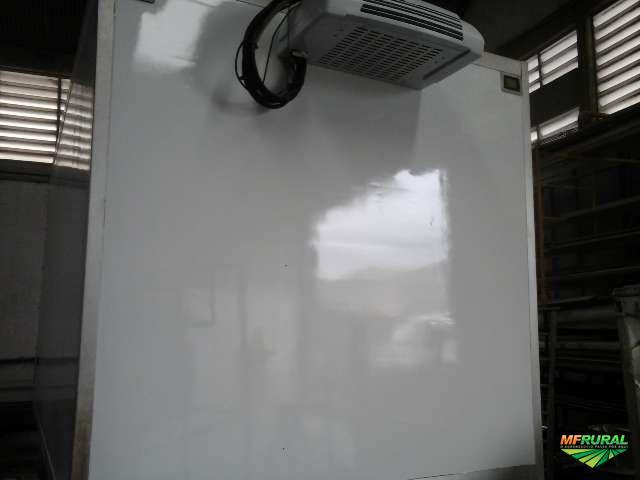 baú refrigerado frigorifico para todos caminhões novos e usados