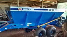 Distribuidor modelo DCCO 7500 Tatu novo